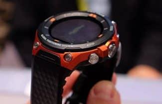 לאס וגאס: חברת Casio מציגה דור שני לשעון החכם מתוצרתה