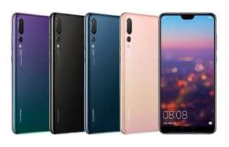 וואווי מכריזה על סדרת Huawei P20 עם מערך צילום משולש מאחור