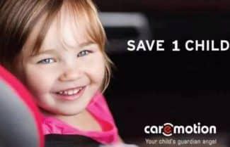 מערכת של חברת Car Emotion הישראלית מזהה בזמן אמת ילד שנשכח ברכב