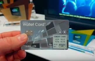 תערוכת CES 2018: כרטיס אחד לכל כרטיסי האשראי שלכם – צפו בוידאו