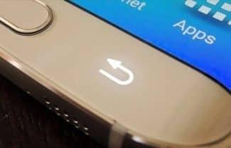 דיווח: Galaxy S8 ישלב כפתורי ניווט 'על המסך' עם רגישות לעוצמת לחיצה