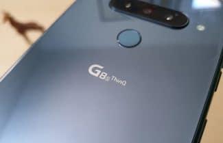 ג'ירפה בודקת: LG G8s – מכשיר פרימיום במחיר שפוי