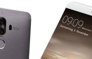וואווי משחררת עדכון תוכנה גדול לסדרת ה-Huawei Mate 9
