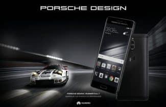 שלכם תמורת 1400 אירו: Huawei Mate 9 Porsche יוצא למכירה מוקדמת