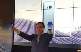 סמסונג משיקה את מכשירי הדגל +Galaxy S8 ו-Galaxy S8; החל מ-3,299 שקלים