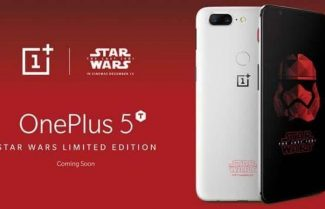 מהדורת Star Wars ל-OnePlus 5T במחיר מבצע!