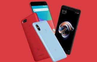 סמארטפון Xiaomi Redmi Note 5 במחיר מבצע לזמן מוגבל!