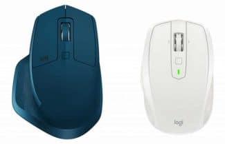 העכברים משתדרגים: לוג'יטק מכריזה על MX Master 2S ו-MX Anywhere 2S