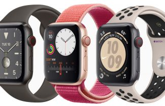 אפל מכריזה על השעון החכם Apple Watch 5; החל מ-399 דולרים