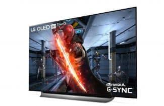 קורצת לגיימרים: טלוויזיות ה-OLED של LG יתמכו ב-Nvidia G-Sync