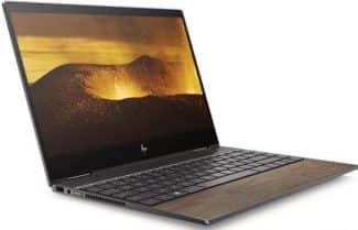 חברת HP מכריזה על מחשב נייד מצופה עץ לצד דגמים נוספים