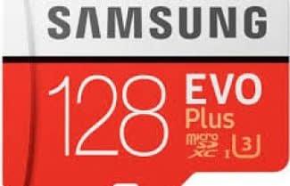 לשעות הקרובות בלבד: כרטיס זיכרון 128GB מבית סמסונג – במחיר מעולה!