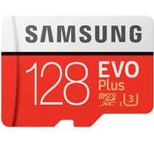 צניחת מחיר: כרטיס זיכרון 128GB מבית סמסונג במחיר מעולה!
