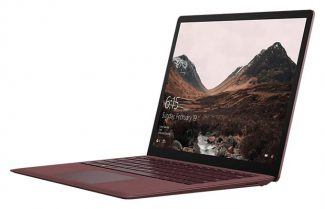 מיקרוסופט מכריזה על Surface Laptop המריץ Windows 10 S