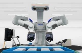 לא רק מדפסות ומקרנים: אפסון חונכת קו ייצור חדש לרובוטים אוטונומיים