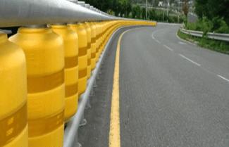 מעקה בטיחות חדשני יפחית את הפגיעה במקרה של תאונה