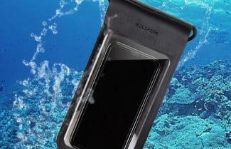 נרתיק הגנה נגד מים לסמארטפון מבית שיאומי – במחיר מעולה!