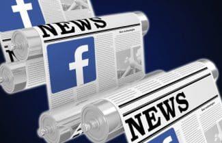 נלחמת בפייק ניוז: פייסבוק תציע טאב ייעודי לחדשות