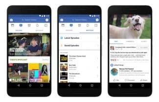 יוטיוב, מאחורייך: פייסבוק משיקה את Watch – פלטפורמה להעלאה וצפייה בתכנים