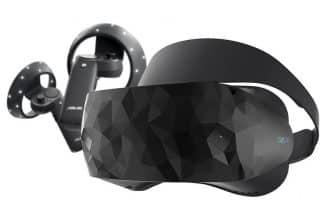 תערוכת IFA 2017: אסוס מציגה התקן VR בשיתוף מיקרוסופט ומחשבים ניידים