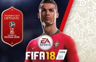 המונדיאל מגיע ל־FIFA 18: חברת EA מכריזה על תוכן חדש ללא תשלום