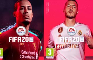 כוכב ריאל מדריד ובלם ליברפול יופיעו על עטיפת FIFA 20