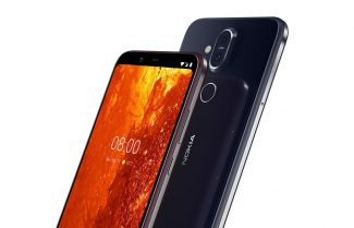 הוכרז: Nokia 8.1 – מסך 6.18 אינץ' עם מגרעת ו-Snapdragon 710