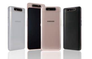 עדכון חדש ל-Galaxy A80 משפר את תמונות הסלפי שלכם