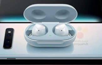 לפני ההכרזה: אוזניות Galaxy Buds נחשפות בהדלפה חדשה; מה מחירן?