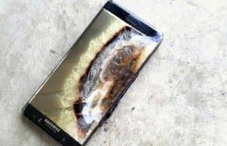 גם דרום קוריאה קובעת: כשל בסוללות גרם להתלקחות ה-Galaxy Note 7