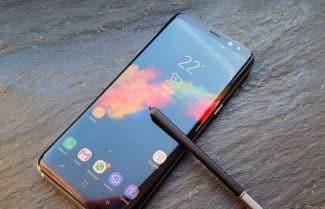 האם ה-Galaxy Note 8 ישלב מסך 6.3 אינץ' ברזולוציית UHD 4K?