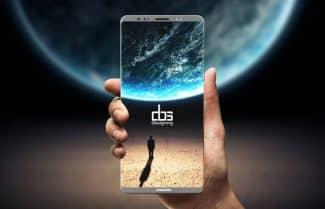 סמסונג מוותרת? חיישן טביעת אצבע ב-Galaxy Note 8 משאיר 'כתם' על המסך