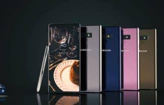 הדבר האמיתי? סרטון קונספט מציג את ה-Galaxy Note 9