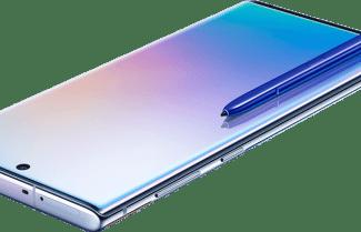 עדכון תוכנה ראשון מגיע לסדרת Galaxy Note 10; מה הוא כולל?