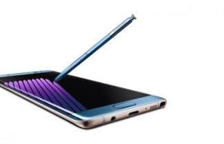 סמסונג מונעת ממחזיקי ה-Galaxy Note 7 להטעין את המכשיר