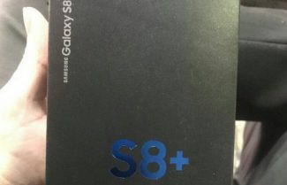 שבוע להכרזה: קופסת ה-Galaxy S8 פלוס דולפת לרשת