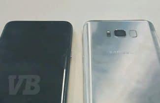 נגמרו הניחושים? תמונה ראשונה של ה-Galaxy S8 לצד המפרט המלא