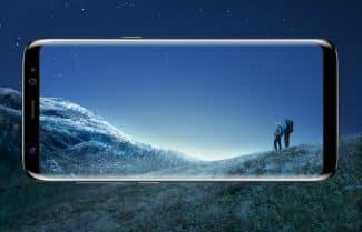 סמסונג החלה להפיץ עדכון תוכנה חדש עבור +Galaxy S8