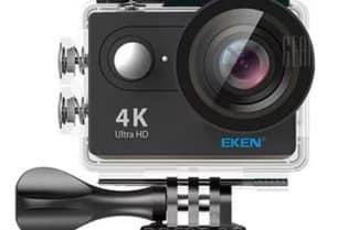 מצלמת אקסטרים תומכת 4K במחיר מצחיק