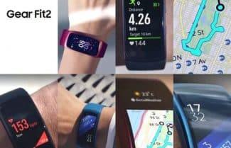 תמונות שהודלפו לרשת חושפות את ה-Gear Fit 2 של סמסונג; ההכרזה בחודש הבא