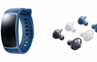העיקר הבריאות: סמסונג מכריזה על Gear Fit 2 ואוזניות ללא חוטים Gear IconX