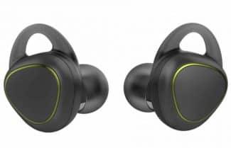 ג'ירפה בודקת: אוזניות אלחוטיות Samsung Gear IconX