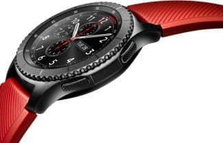 השעון החכם Gear 3 של סמסונג מקבל עדכון לשיפור חיי הסוללה