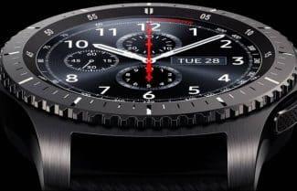 לראשונה: סמסונג עוקפת את גוגל בשוק השעונים החכמים
