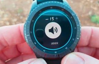 ג'ירפה בודקת: שעון חכם Samsung Gear S3 Frontier