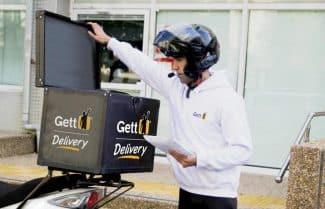 """שירות """"Gett Post"""" יאפשר לכם קבלת חבילות מסניף הדואר תוך חצי שעה"""