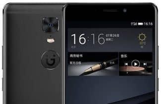 הוכרז: Gionee M6S Plus עם מסך 6 אינץ', 6GB RAM וסוללה עוצמתית