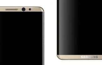 האם תמונה חדשה חושפת את ה-Galaxy S8 המוזהב?
