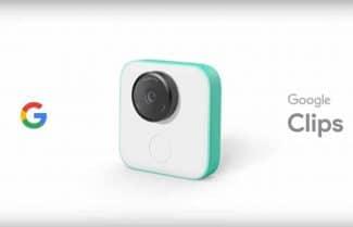 """גוגל משיקה בארה""""ב את המצלמה החכמה Google Clips"""
