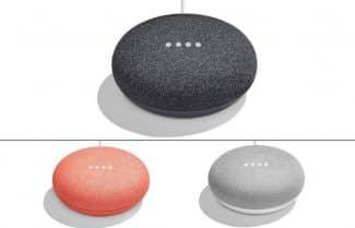 גוגל הום, בקטנה: גוגל מכריזה על Google Home Mini במחיר של 49 דולרים